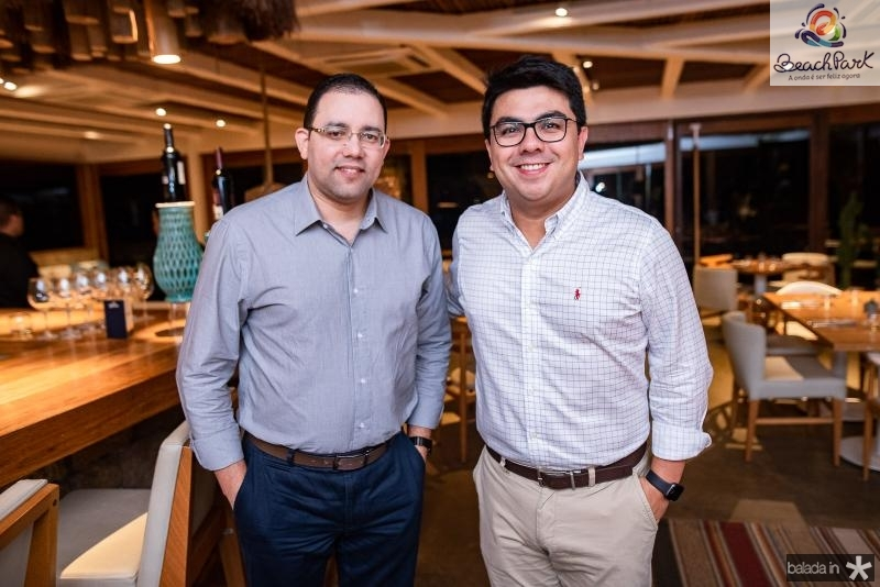Thiago Juncar e Rolf Campos
