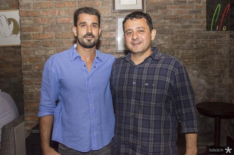 Felipe Lima e Deda Gomes