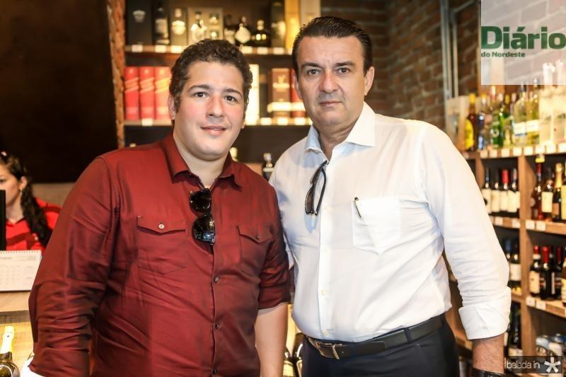 Mosar Gomes e Carlos Efrem
