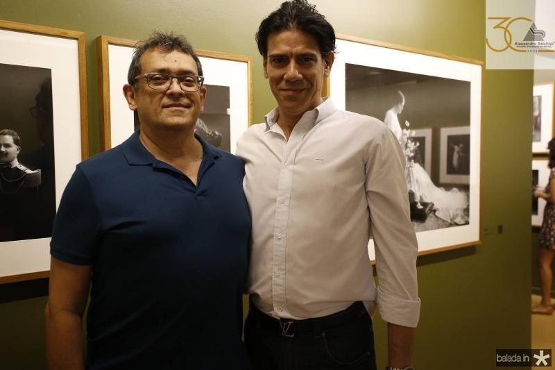 Jose Guedes e Wilson Loureiro