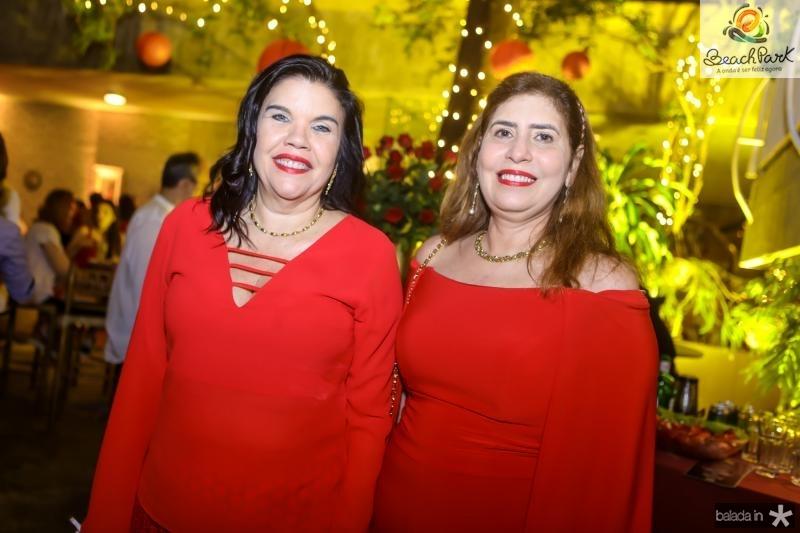 Ana Juaçaba e Marcia Jereissati