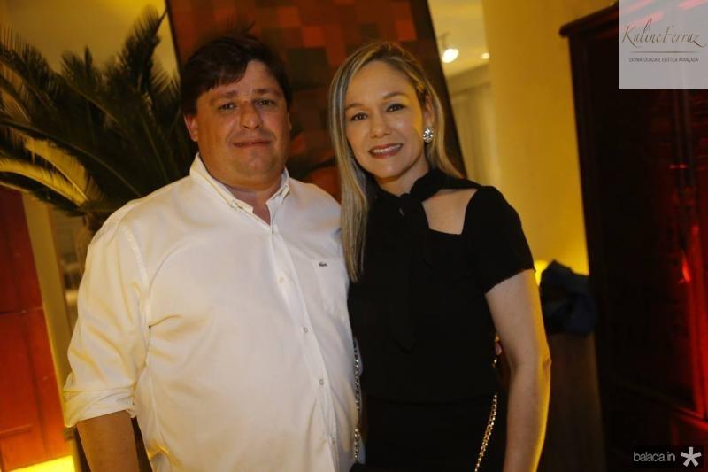 George e Erica Lima