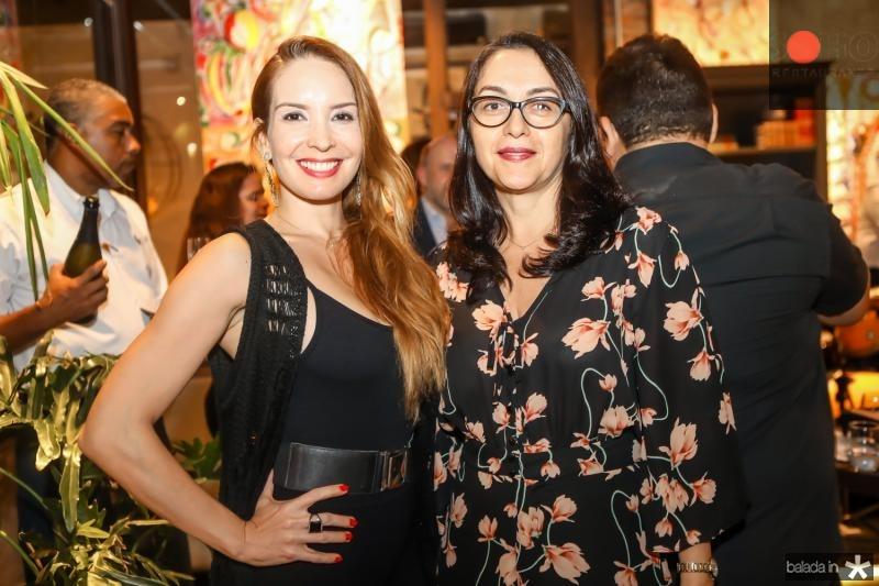 Cristina Lima e Carmen Marques