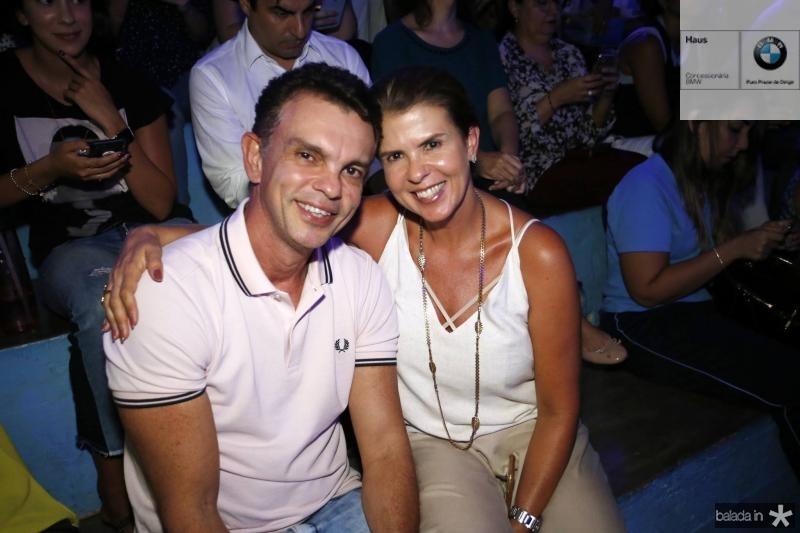 Fred e Alexandra Pinto
