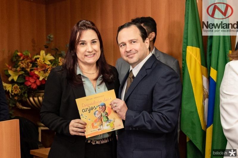 Emillya Pessoa e Igor Queiroz Barroso