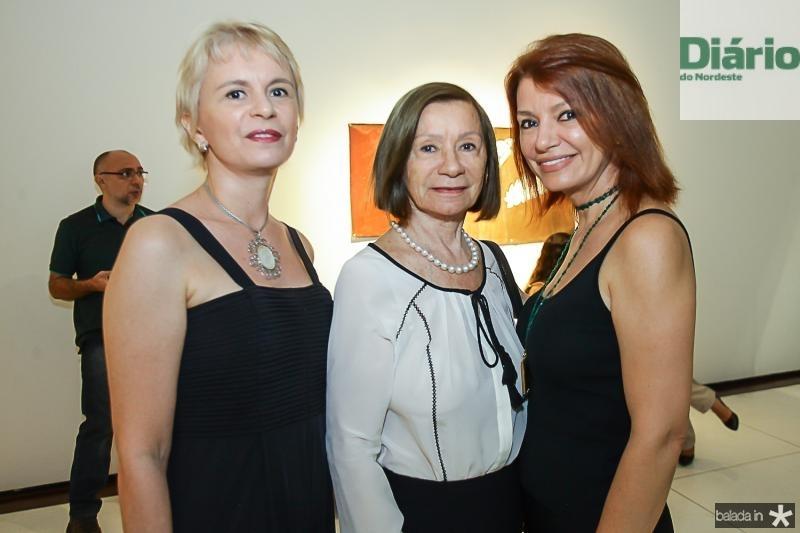 Soraya e Maria Jose Machado, Suzane Farias