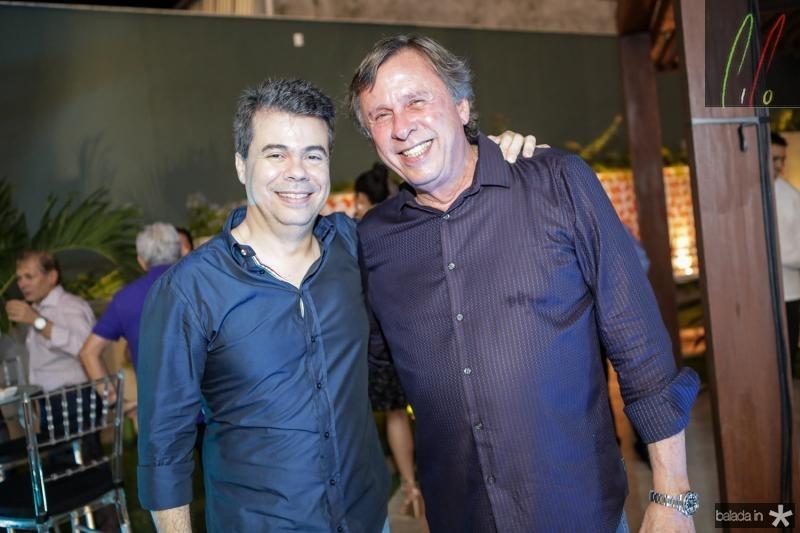 Duda Brigido e Jose Simoes