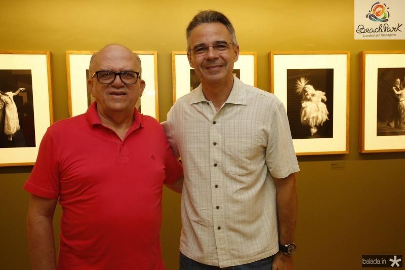 Fernando Ximenes e Heraclito Vieira