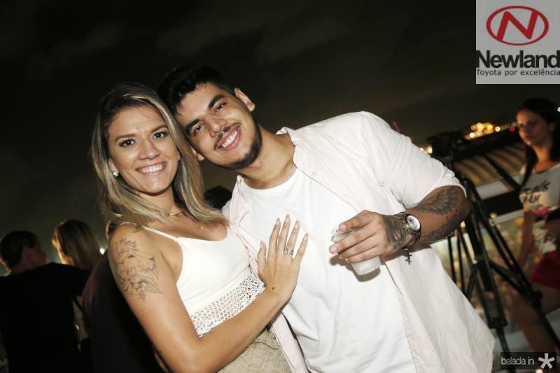 Luna e Kaliel Pinheiro