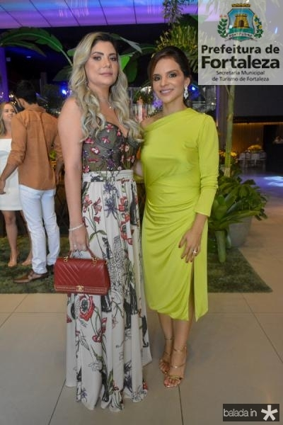 Debora Sena e Viviane Martins