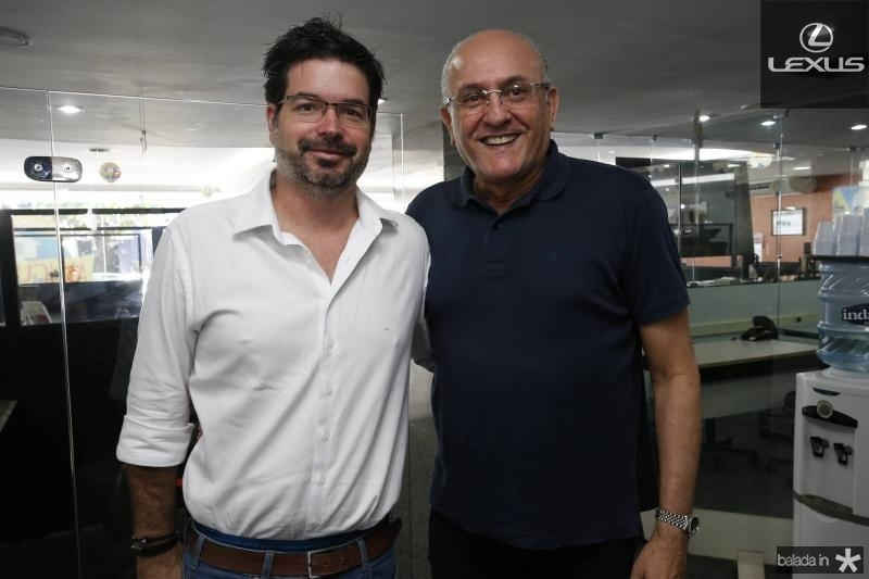 Andre Pires e Rodrigues Junior