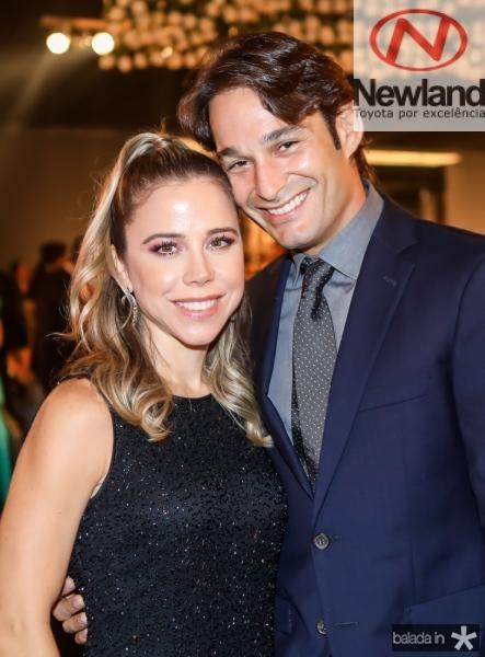 Mirela e Claudio Rocha