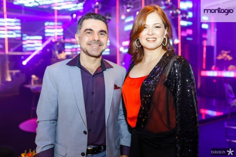 Isaac e Sheila Furtado