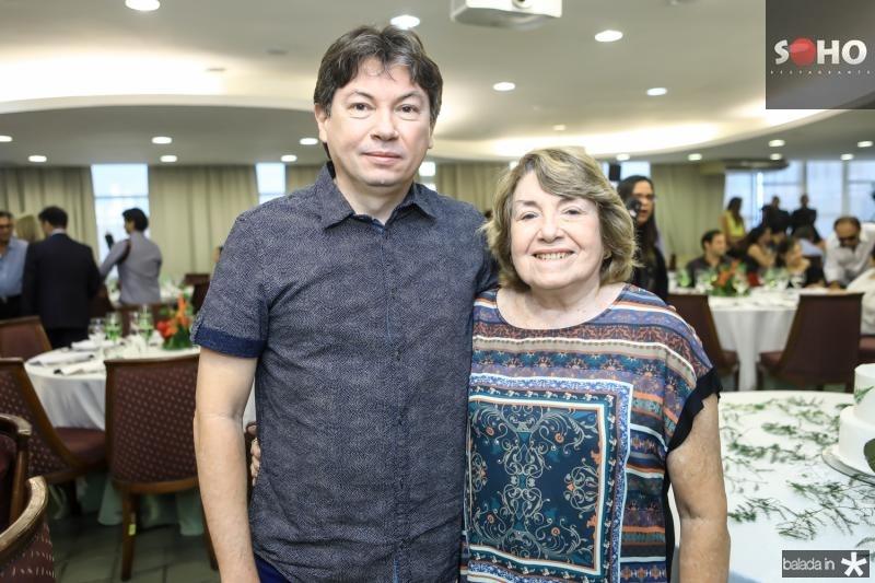 Edgar Gadelha e Cidonia Pereira