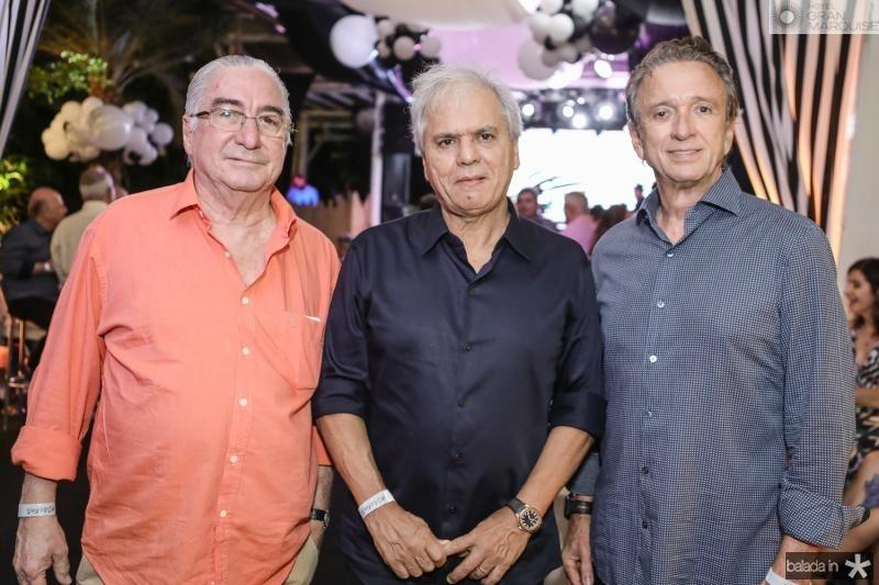 Murilo Belchior, Ricardo Rolim e Erivaldo Arrais