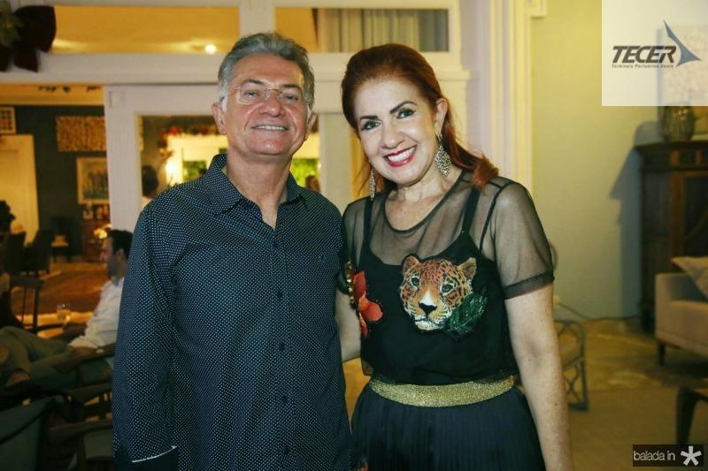 Rigoberto e Bianca Tavares