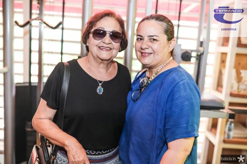 Fatima Moura e Adriana Romero