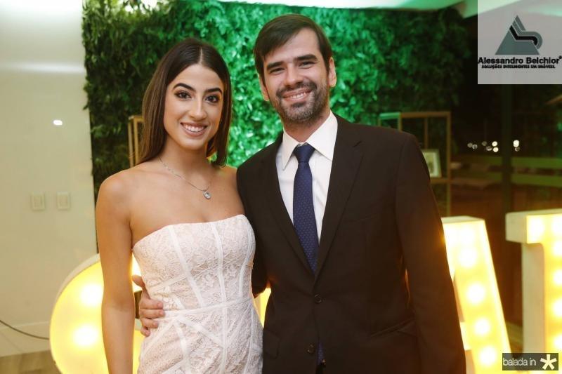 Manuela e Manuel Linhares