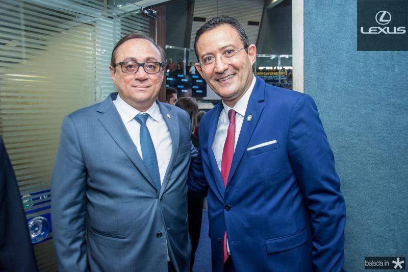 Tin Gomes e Paulo Cesar Feitosa