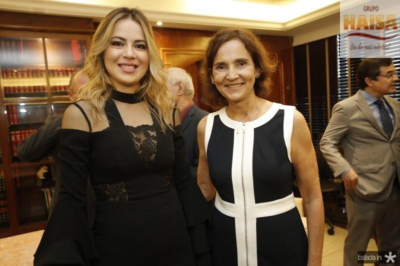 Onelia Santana e Isolda Cela