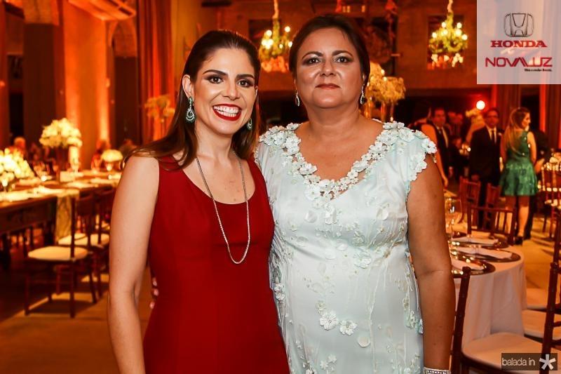 Carol Bezerra e Marta Cunha