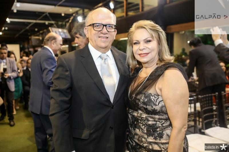 Fernando Ximenes e Iracema do Vale