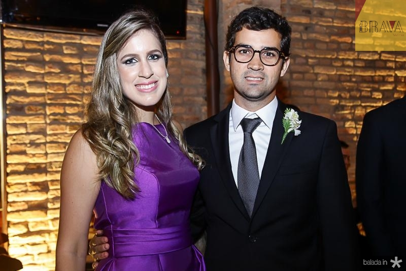 Paula e Vitor Brasil