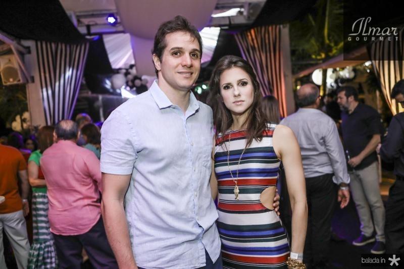Benjamin e Carla Oliveira