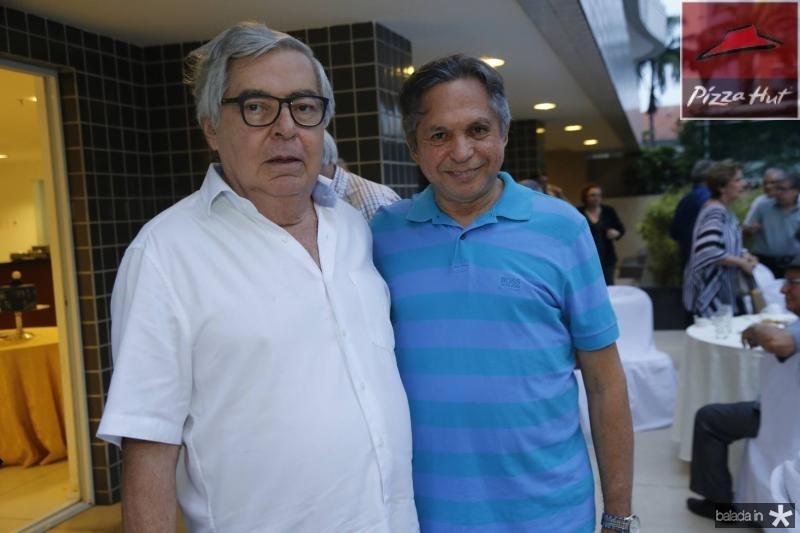 Roberto Farias e Antonio Cambraia