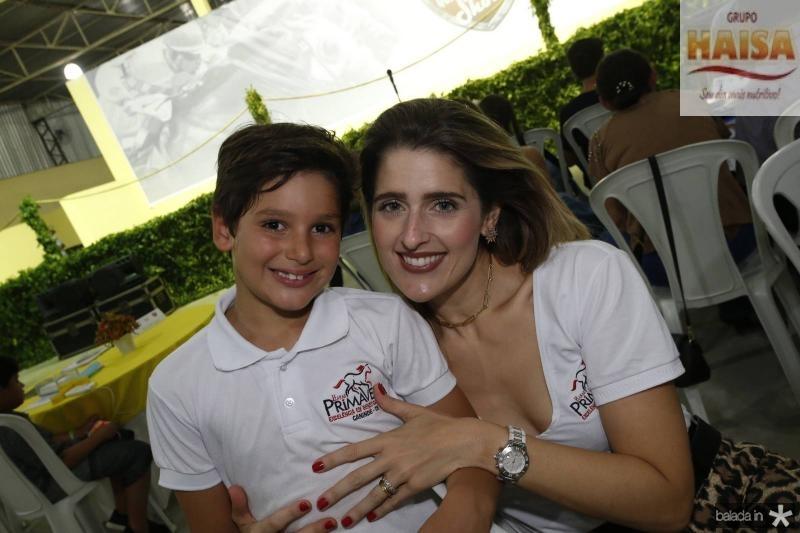 Henry e Rebeca Bastos