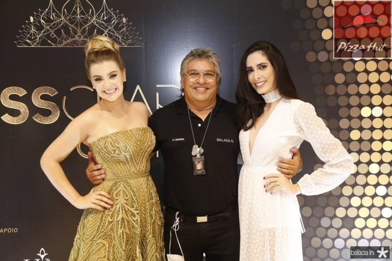 Teresa Santos, LC Moreira e Milena Ferrer