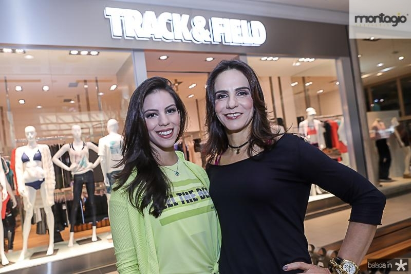 Manuela e Sandra Rolim