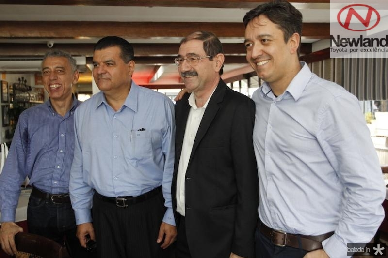 Antonio Novaes, Odmar Feitosa, Constantino Valtas e Jacklin Vieira 2