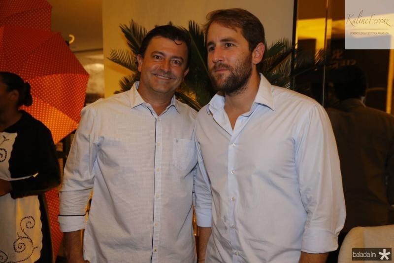 George Vieira e Rodrigo Frota