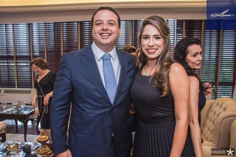 Roberto Lincon e Maria Alice