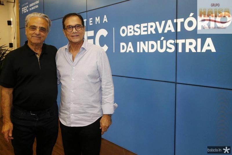 Robson Andrade e Beto Studart 1
