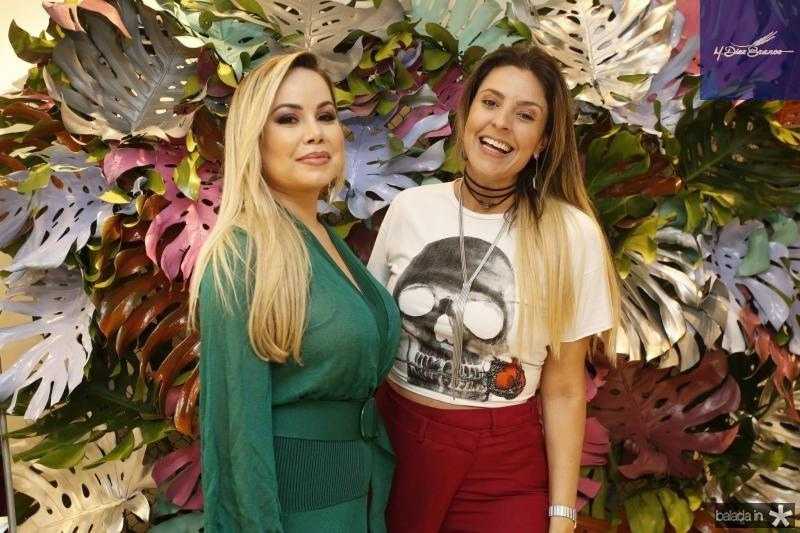 Lea Lopes e Carol Melo 1