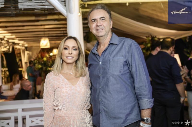 Ana Paula e Joao Cateb