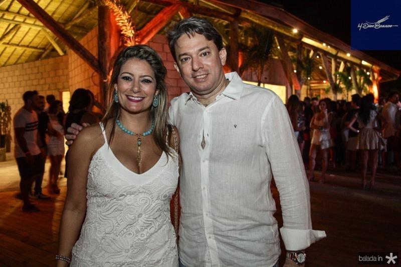 Tatiana Luna e Paulo Vale
