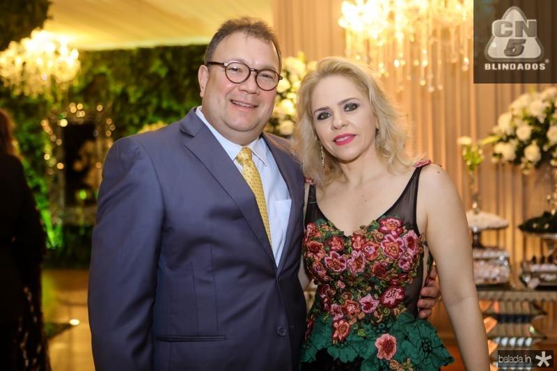 Carlos Morais e Sandra Barbosa