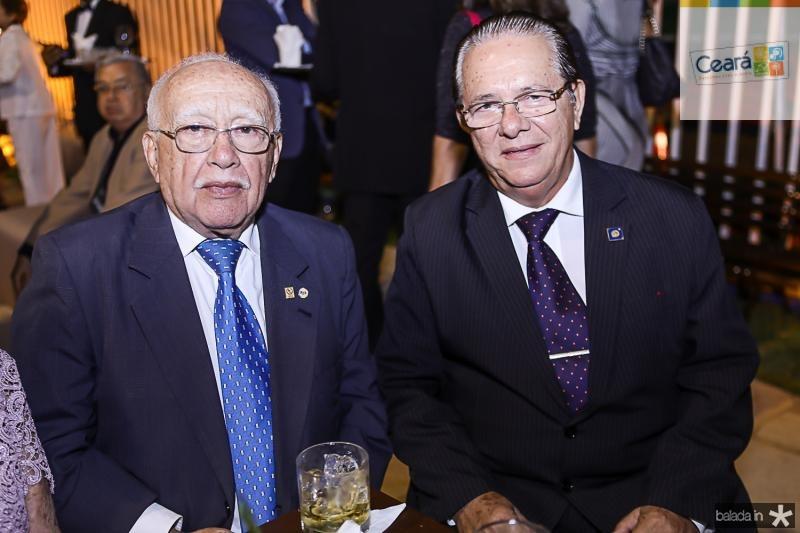 Ubiratan Aguiar e Jose Valdo