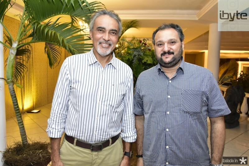 Paulo Angelim e Patriolino Dias