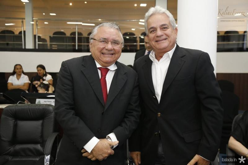 Idemar Cito e Marcilio Fiuza