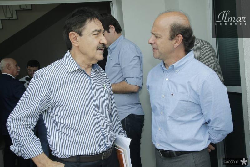 Raimundo Gomes de Matos e Marcos de Holanda