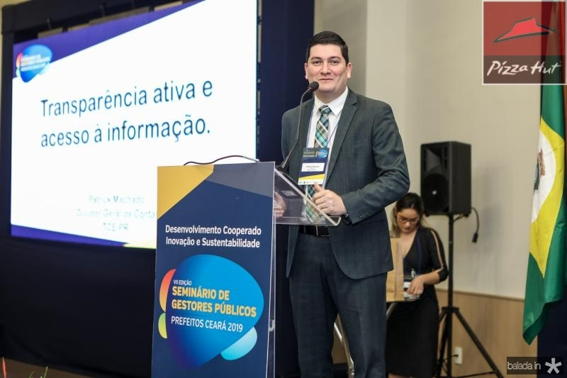 Patrick Machado