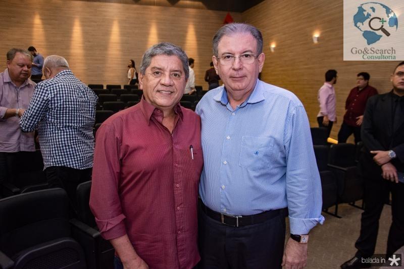 Sampaio Filho e Ricardo Cavalcante