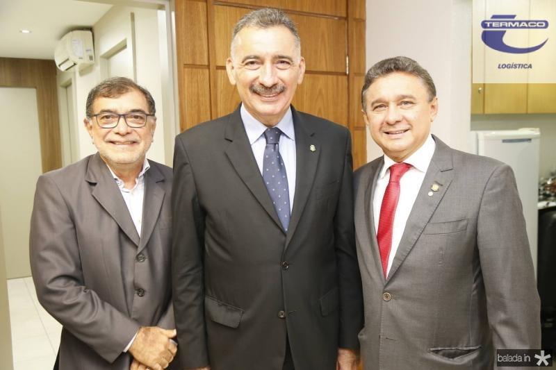Tarcisio Matos, Artur Bruno e Jose Porto