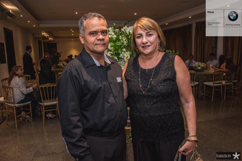 Edson Matias e Tereza Matias