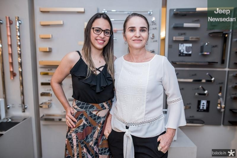 Paula Rodrigues e Maria de Jesus Freitas