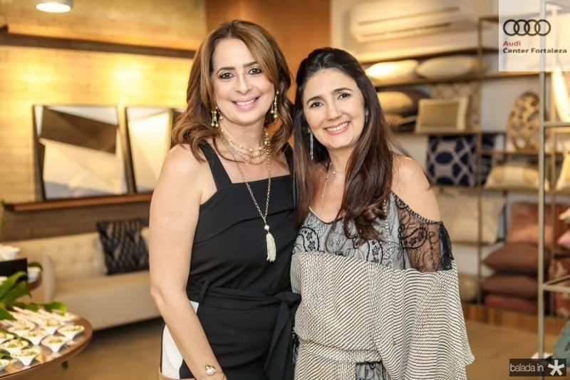 Marcia Andrea e Luciana Cidrao